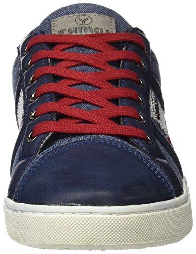 Uomo Blu azul Yumas Maxwell 38092 Sneaker TwqzzZU
