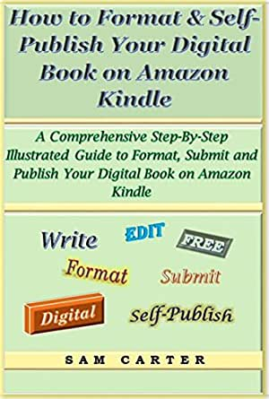 how to write a book for kindle format epub