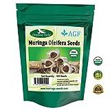 Organic Veda - AGF Moringa Oleifera Seeds(Pack of 100)