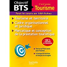 Objectif BTS Fiches Tourisme (French Edition)