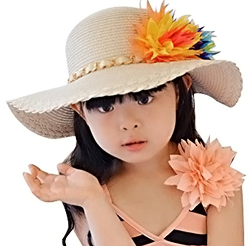 Kids Multi colors Large Flower Beach product image