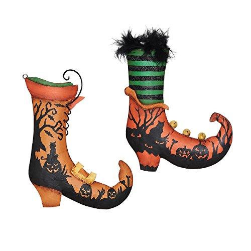 Gallerie Ii Halloween (GALLERIE II Graveyard Witch Halloween Christmas Xmas Ornament)