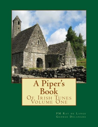 A Piper's Book of Irish Tunes - Music Book Bagpipe