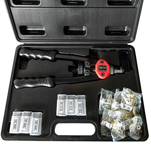Riveter Kit Hand (Hand Riveter Gun Kit 13
