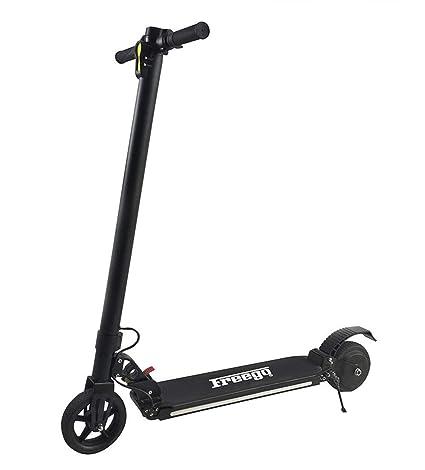 JL-Q Scooter eléctrico 6,5 Pulgadas Adulto Plegable Coche ...