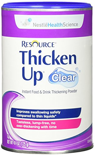 Resource Thicken Up Clear Powder Canister, 125 Gram by resource