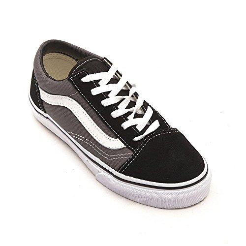 Kinder Sneaker Vans Old Skool Sneakers Boys Grau