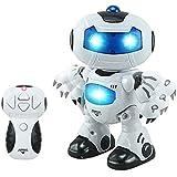 Fantasy India Agnet Bingo Remote Control Robot Toy Car - White