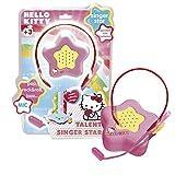 Reig Hello Kitty con micrófono y altavoz