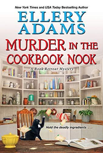 Book Cover: Murder in the Cookbook Nook