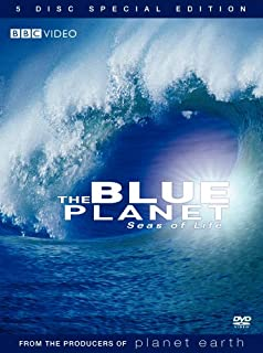 The Blue Planet: Seas of Life (5-Disc Special Edition) (B001957A4E) | Amazon price tracker / tracking, Amazon price history charts, Amazon price watches, Amazon price drop alerts