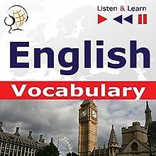English - Vocabulary : Irregular Verbs Part 1 / Irregular Verbs Part 2 / Idioms Part 1 and 2 / Phrasal Verbs in Situations (Listen & Learn) Audiobook by Dorota Guzik, Dominika Tkaczyk Narrated by  Maybe Theatre Company