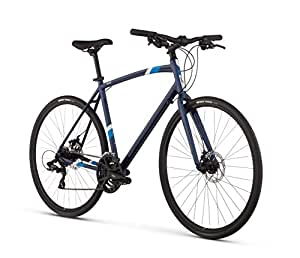 "Raleigh Cadent 2 Urban Fitness Bike, 15"" /Sm Frame, Blue, 15"" / small"