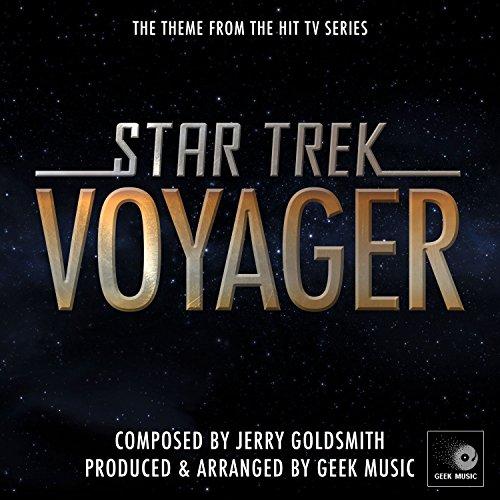 Star Trek Voyager - Main Theme (Voyager Theme Star Trek The)