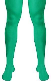 d532280944b14 Green Male Tights Mens Tights - Robin Hood Pantomime Fancy Dress ...