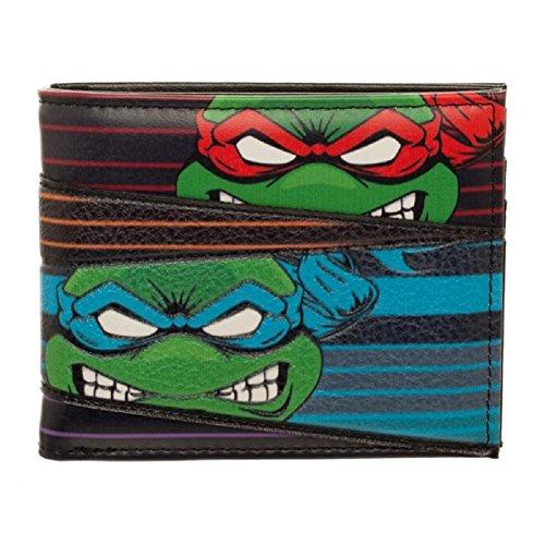 ninja turtle bifold wallet - 4