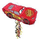 Amscan Disney Cars Lightning McQueen 3D Pinata (1)