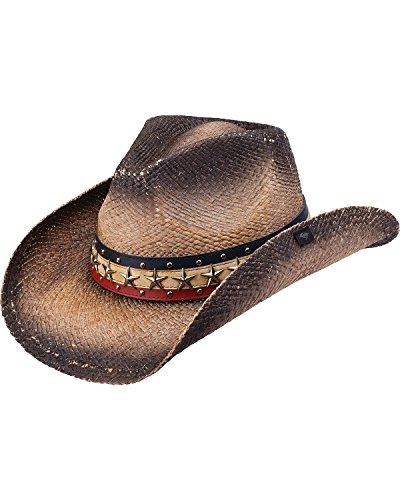 peter-grimm-ltd-unisex-hogan-straw-cowboy-hat-black-one-size