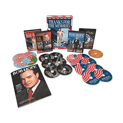 Thanks for the Memories: The Bob Hope Collection Deluxe Box Set by Time Life by Time Life