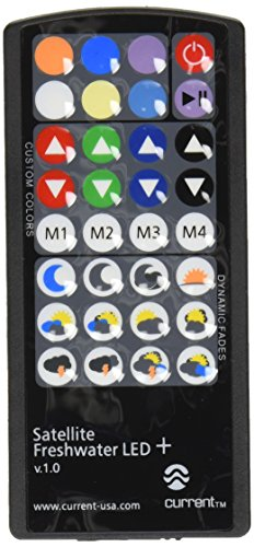 - Current USA Replacement Wireless Remote for Satellite Freshwater LED Plus
