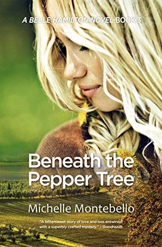 Beneath The Pepper Tree by Michelle Montebello