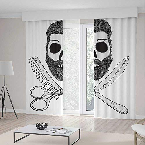 Used, YOLIYANA Blackout Curtains for Bedroom,Indie for Bedroom for sale  Delivered anywhere in USA