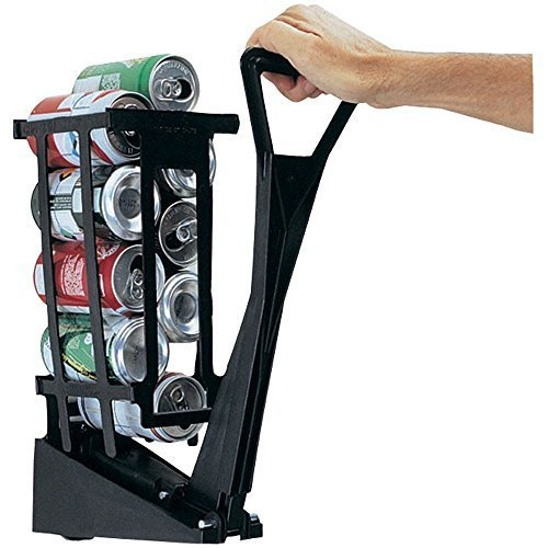 Aluminum Can Crusher Crush 10 Cans in 10 Seconds by Can Crushers