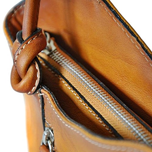 Small blue Bag Shoulder Cow Bruce Leather Pratesi Sky Consuma In qCtwP6S
