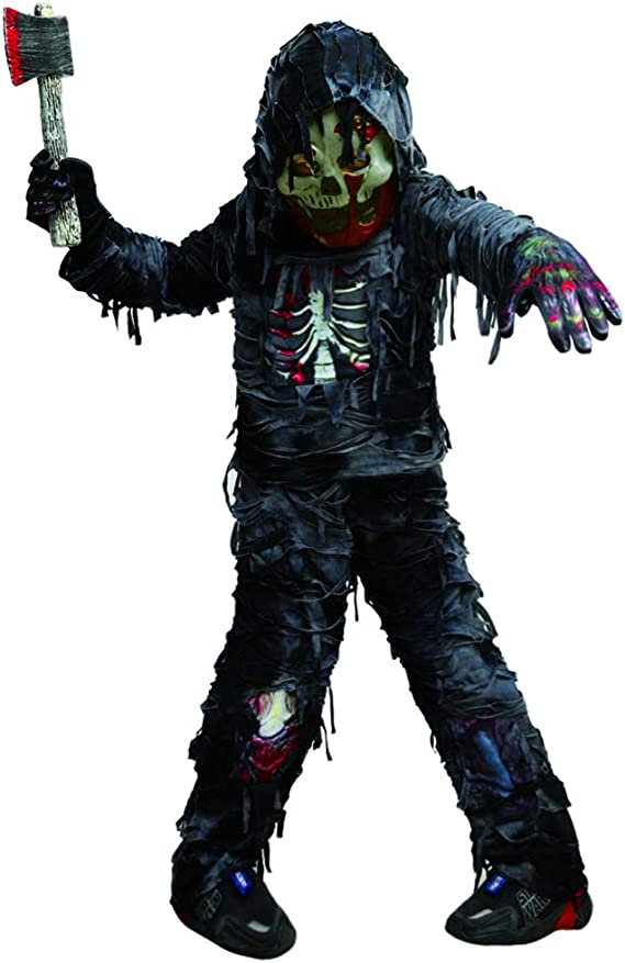 Poizen skeleton gloves Green Zombie goth emo one size £3.49 SALE