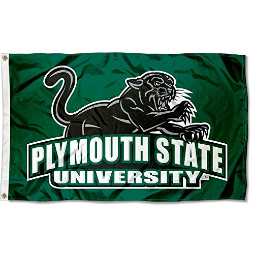 College Flags and Banners Co. Plymouth State Panthers Flag