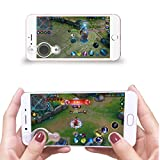 Joypad joystick arcade game stick controller, For Touchscreen iPhone 5 6 7 iPad 2 3 4 Samsung HTC Andriod Smart Phone Tablet