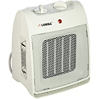 Lorell LLR33986 Adjustable Thermostat Ceramic Heater