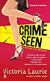 Crime Seen (Psychic Eye Mysteries, Book 5)