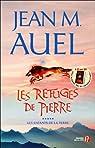 Les Enfants de la terre, tome 5 : Les Refuges de pierre par Jean M. Auel