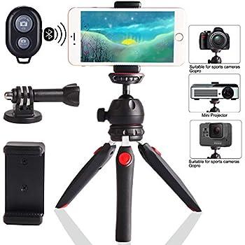 Amazon Com Regetek Camera Tripod With Wireless Remote