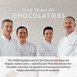 Godiva Chocolatier Wrapped Truffles, Caramel Nut Brownie