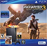 PS3 320GB Uncharted 3 Bundle