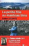 La petite fille au manteau bleu par Lecomte