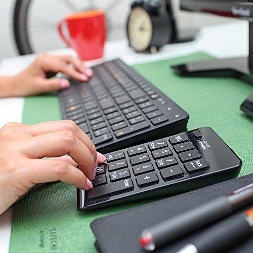 Satechi Portable Bluetooth Wireless 20-Key Keypad Keyboard