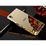 Sony Xperia Z3 Cover By Relax And Shop - YellowGold