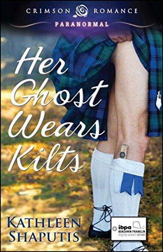 Her Ghost Wears Kilts (Baillie Castle Book 1) (Roller Kilt)