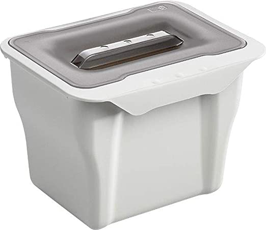 Wesco Kitchen Box Multi-Functional Bin - Can be Hung from Cupboard ...