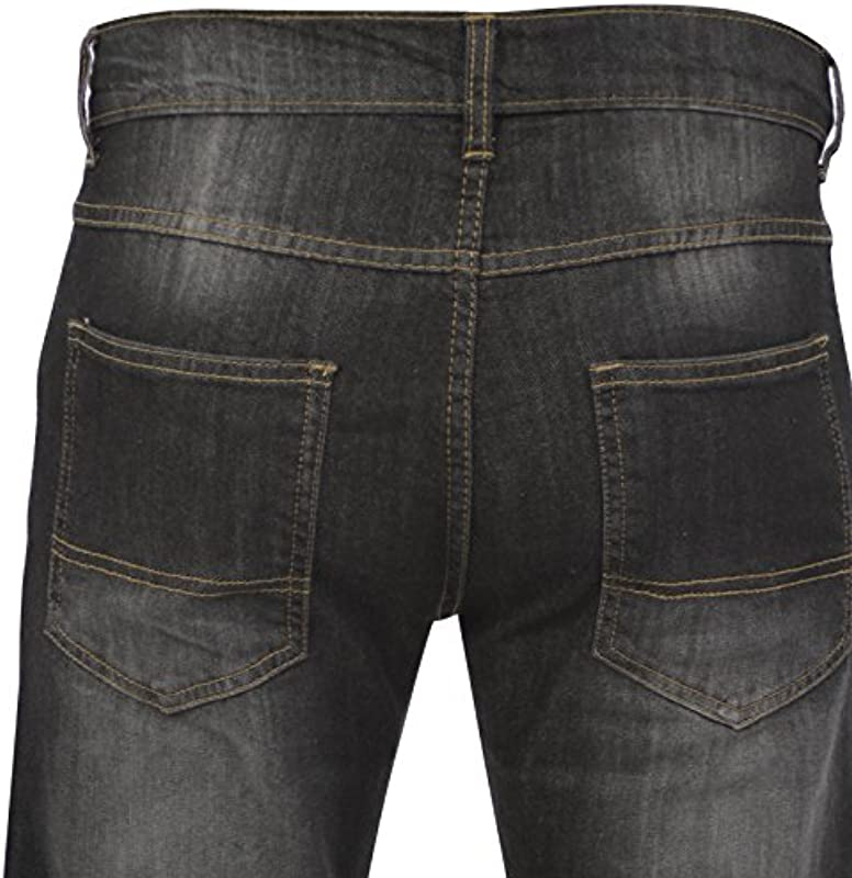 newf Ace Look dla mężczyzn by wąż spodnie dżinsy projektant Mode Denim: Odzież