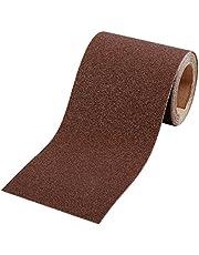 kwb sandpappersrulle, korund, för metall och trä, 93 mm x 5 m