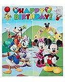 5-Piece Set Mickey Scene Setter, Multicolored