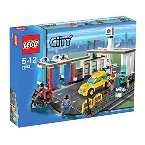 LEGO City Service Station Limited