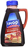 Ihop At Home Strawberry Syrup 12oz