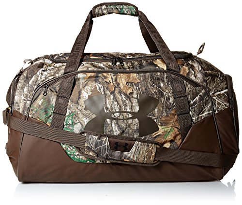 Under Armour Camo Undeniable Lg III, Realtree Edge (991)/Maverick Brown, One Size