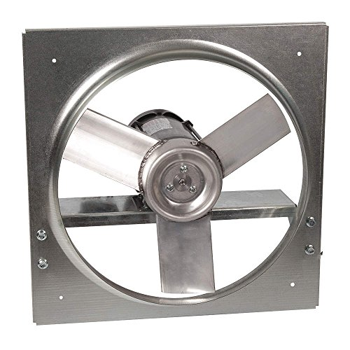 36 in Quiet Design Exhaust Fan 3/4 hp Green Houses, Maintenance Areas,Storage Units Schools Fabrication Fume Exhaust by Dayton