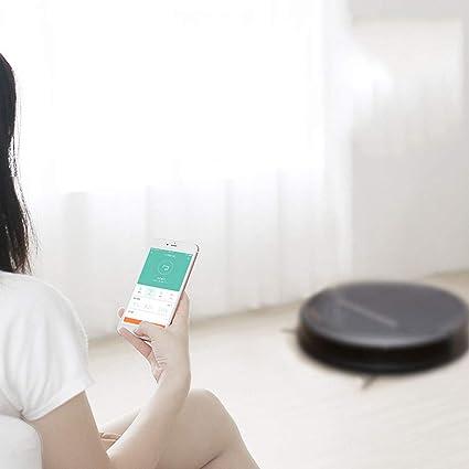 ZH1 Robot Aspirateur et Mop, Robot litière autonettoyante
